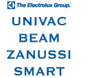 The electrolux Group UNIVAC BEAM ZANUSSI SMART